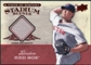 2008 Upper Deck UD A Piece of History Stadium Scenes Jerseys #SS7 Josh Beckett