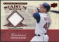 2008 Upper Deck UD A Piece of History Stadium Scenes Jerseys #SS18 Travis Hafner