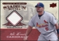 2008 Upper Deck UD A Piece of History Stadium Scenes Jerseys #SS49 Albert Pujols