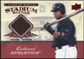 2008 Upper Deck UD A Piece of History Stadium Scenes Jerseys #SS50 Frank Thomas