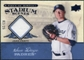 2008 UD A Piece of History Stadium Scenes Jersey Blue #SS45 Jake Peavy /25