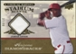 2008 Upper Deck UD A Piece of History Stadium Scenes Jersey Gold #SS2 Justin Upton /99