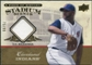 2008 Upper Deck UD A Piece of History Stadium Scenes Jersey Gold #SS20 C.C. Sabathia /99