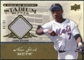 2008 Upper Deck UD A Piece of History Stadium Scenes Jersey Gold #SS34 Jose Reyes /99
