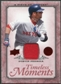 2008 Upper Deck UD A Piece of History Timeless Moments Jersey #7 Dustin Pedroia