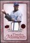 2008 Upper Deck UD A Piece of History Timeless Moments Jersey #11 Alfonso Soriano