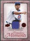 2008 Upper Deck UD A Piece of History Timeless Moments Jersey #12 Carlos Zambrano