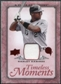 2008 Upper Deck UD A Piece of History Timeless Moments Jersey #22 Hanley Ramirez