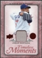 2008 Upper Deck UD A Piece of History Timeless Moments Jersey #33 Johan Santana