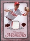 2008 Upper Deck UD A Piece of History Timeless Moments Jersey #39 Chase Utley