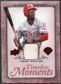 2008 Upper Deck UD A Piece of History Timeless Moments Jersey #40 Jimmy Rollins