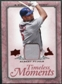 2008 Upper Deck UD A Piece of History Timeless Moments Jersey #47 Albert Pujols