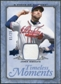 2008 UD A Piece of History Timeless Moments Jersey Blue #3 John Smoltz /25