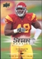 2008 Upper Deck #316 Sedrick Ellis SP RC