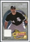 2008 Upper Deck Heroes Jersey Black #44 Paul Konerko /125