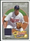 2008 Upper Deck Heroes Jersey Black #100 Justin Morneau /125