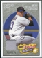2008 Upper Deck Heroes Jersey Black #109 Billy Wagner /125
