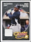 2008 Upper Deck Heroes Jersey Black #165 Carl Crawford /125