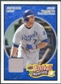 2008 Upper Deck Heroes Jersey Navy Blue #79 Alex Gordon /50