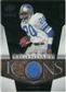 2008 Upper Deck Icons Legendary Icons Jersey Silver #LI2 Billy Sims /150