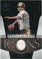 2008 Upper Deck Icons Legendary Icons Jersey Silver #LI11 Joe Theismann /150
