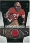 2008 Upper Deck Icons Legendary Icons Jersey Gold #LI14 Roger Craig /25