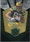 2008 Upper Deck Icons Rookie Brilliance Jersey Silver #RB21 Jordy Nelson /199