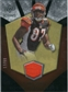 2008 Upper Deck Icons Rookie Brilliance Jersey Gold #RB14 Andre Caldwell /99