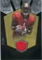 2008 Upper Deck Icons Rookie Brilliance Jersey Gold #RB30 Dexter Jackson /99