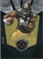2008 Upper Deck Icons Rookie Brilliance Jersey Gold #RB32 Rashard Mendenhall /99