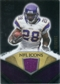 2008 Upper Deck Icons NFL Icons Jersey Silver #NFL1 Adrian Peterson /150