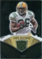 2008 Upper Deck Icons NFL Icons Jersey Silver #NFL18 Donald Lee /150
