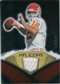 2008 Upper Deck Icons NFL Icons Jersey Silver #NFL24 Brodie Croyle /150