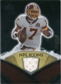 2008 Upper Deck Icons NFL Icons Jersey Silver #NFL25 Jason Campbell /150