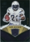 2008 Upper Deck Icons NFL Icons Jersey Silver #NFL30 LaDainian Tomlinson /150