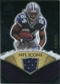 2008 Upper Deck Icons NFL Icons Jersey Silver #NFL33 Marion Barber /150