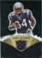 2008 Upper Deck Icons NFL Icons Jersey Silver #NFL45 Ben Watson /150