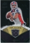 2008 Upper Deck Icons NFL Icons Jersey Silver #NFL48 Trent Edwards /150