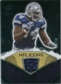 2008 Upper Deck Icons NFL Icons Jersey Gold #NFL7 DeMarcus Ware /50