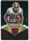 2008 Upper Deck Icons NFL Icons Jersey Gold #NFL14 Clinton Portis /50