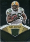 2008 Upper Deck Icons NFL Icons Jersey Gold #NFL18 Donald Lee /50