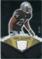 2008 Upper Deck Icons NFL Icons Jersey Gold #NFL37 Michael Huff /50