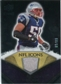 2008 Upper Deck Icons NFL Icons Jersey Gold #NFL38 Mike Vrabel /50