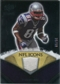 2008 Upper Deck Icons NFL Icons Jersey Gold #NFL42 Randy Moss /50