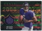2008 Upper Deck Icons Class of 2008 Jersey Silver #CO19 Joe Flacco /199
