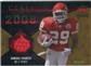 2008 Upper Deck Icons Class of 2008 Jersey Gold #CO18 Jamaal Charles /75
