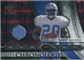 2008 Upper Deck Icons NFL Chronology Jersey Silver #CHR21 Barry Sanders /150