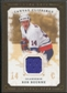 2008/09 Upper Deck UD Masterpieces Canvas Clippings Brown #CCBO Bob Bourne