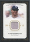 2008 Upper Deck UD Masterpieces Captured on Canvas #AR Alex Rodriguez