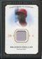 2008 Upper Deck UD Masterpieces Captured on Canvas #BP Brandon Phillips